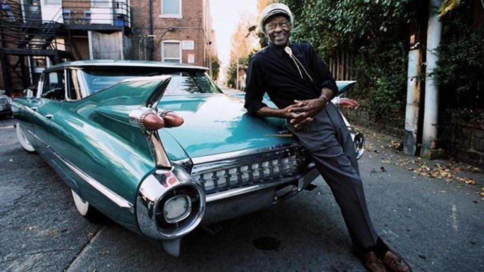 Chuck Berry, el más grande con una guitarra