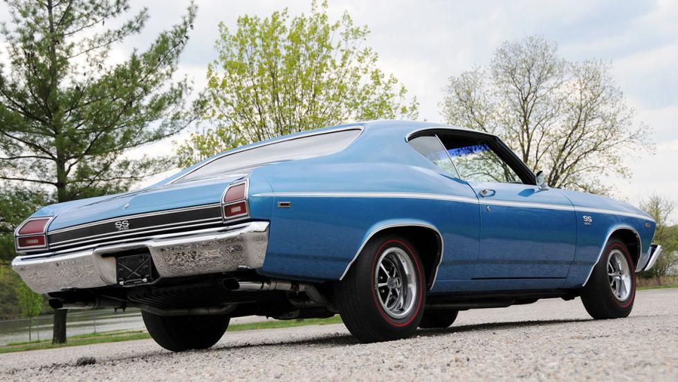 Los clásicos más populares en Estados Unidos según Instagram - Chevrolet Chevelle