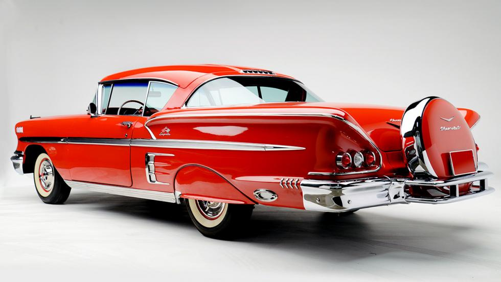 Los clásicos más populares en Estados Unidos según Instagram - Chevrolet Impala