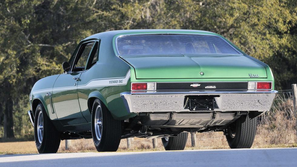 Los clásicos más populares en Estados Unidos según Instagram - Chevrolet Nova