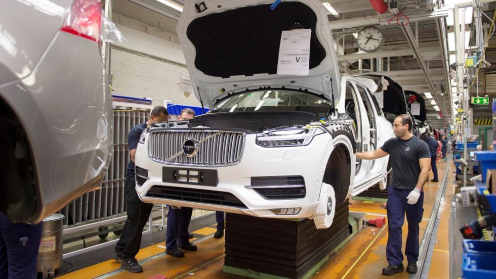 Las claves que debes conocer del Volvo XC60 2017 - Comenzará a fabricarse en Suecia a mediados de abril