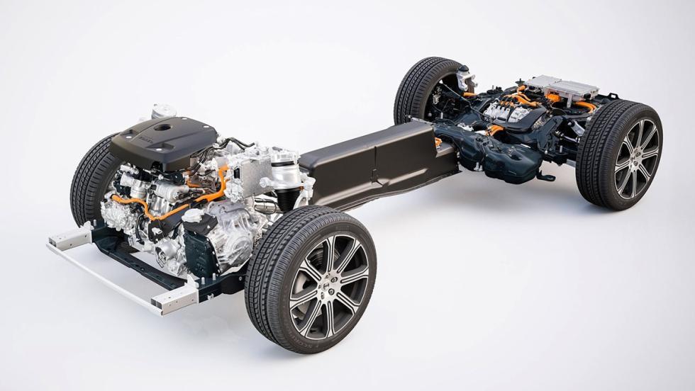 Las claves que debes conocer del Volvo XC60 2017 - Su variante más potente será híbrida... y enchufable