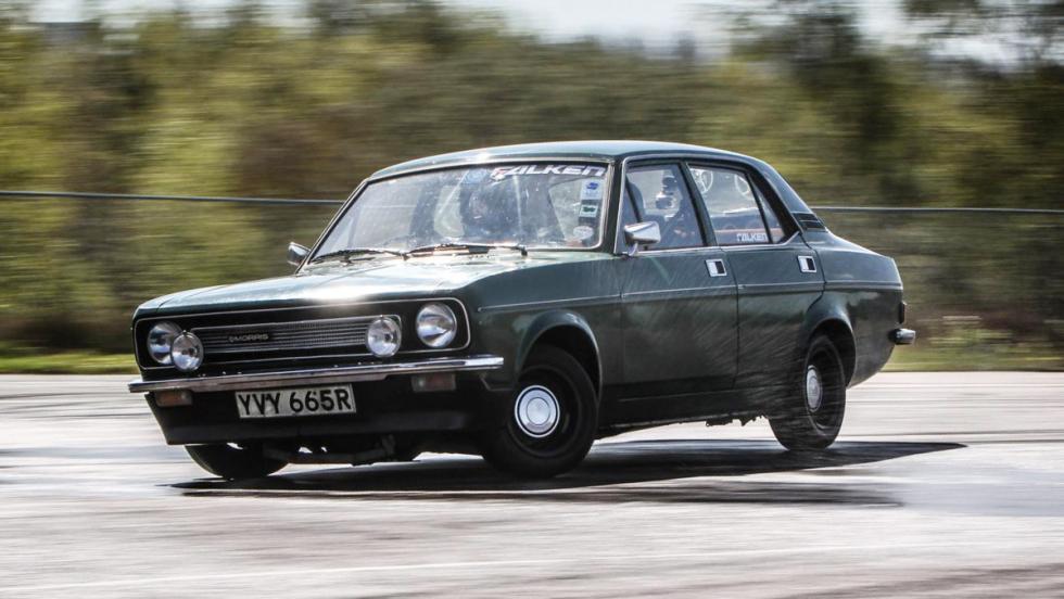 Los coches de drift más locos - Morris Marina