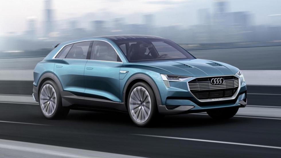 Coches eléctricos de Audi en el Salón de Ginebra 2017