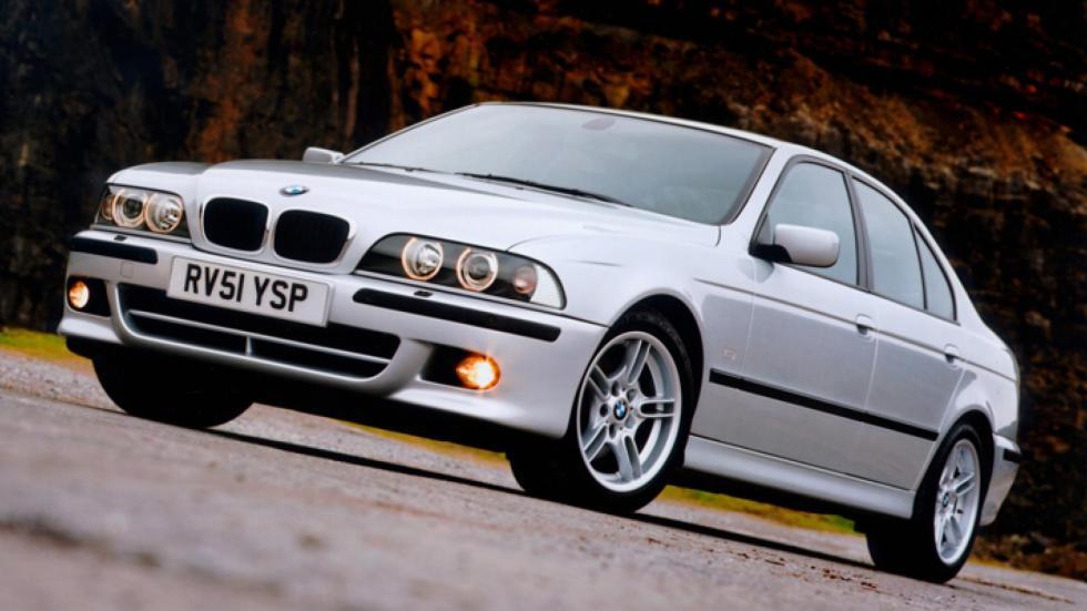 Coches para hacer drift BMW 540i e39
