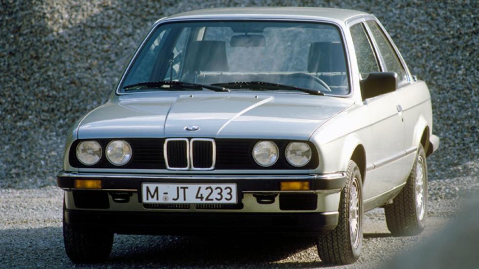 Coches para hacer drift BMW Serie 3 E30