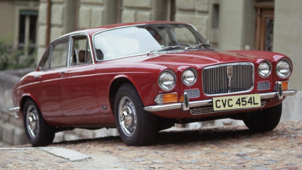 Coches para hacer drift Jaguar XJ6