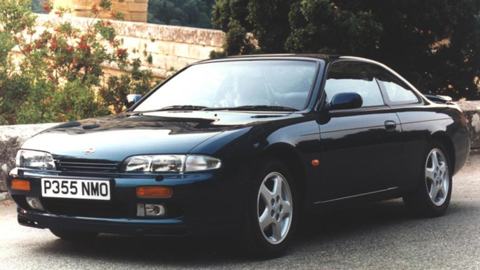 Coches para hacer drift: Nissan 200SX
