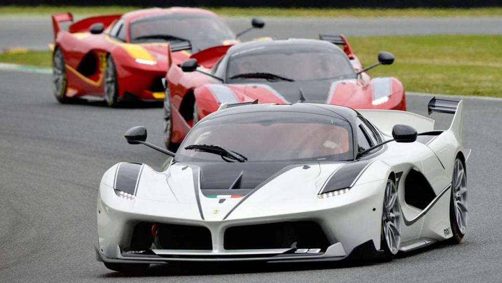 Los coches más espectaculares de la nueva temporada de Top Gear - Ferrari FXXK
