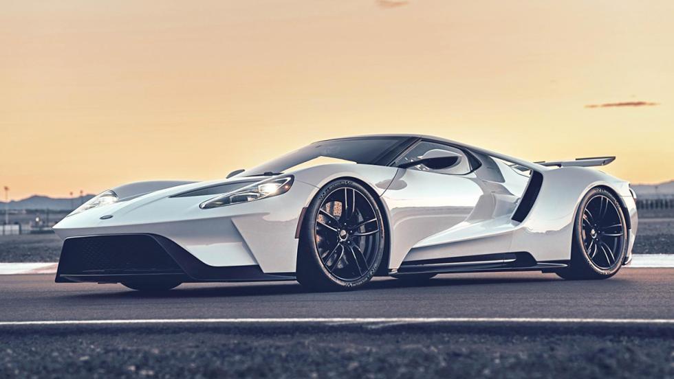 Los coches más espectaculares de la nueva temporada de Top Gear - Ford GT