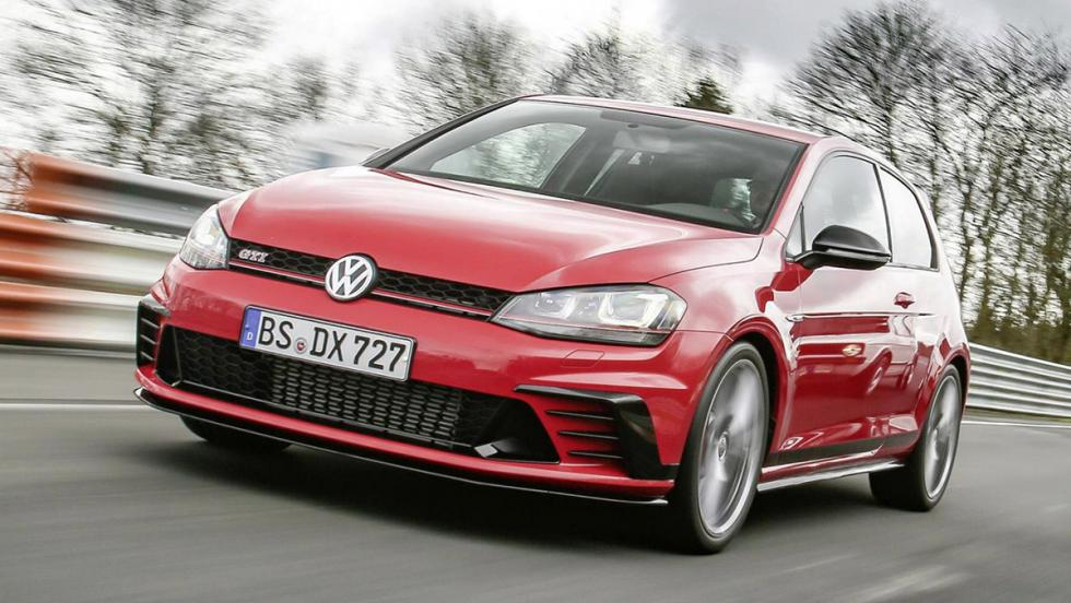 Los coches más espectaculares de la nueva temporada de Top Gear - Volkswagen Golf GTI Clubsport S