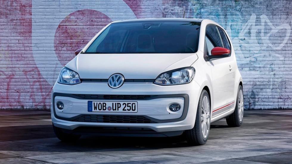 Coches más fiables. Urbanos. 3: Volkswagen Up!