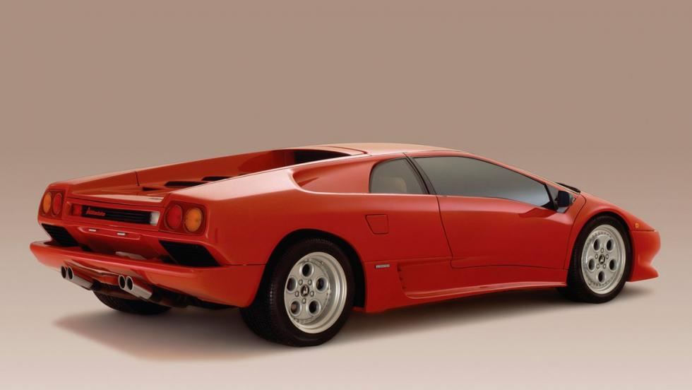 Coches más lentos que el Audi RS5: Lamborghini Diablo