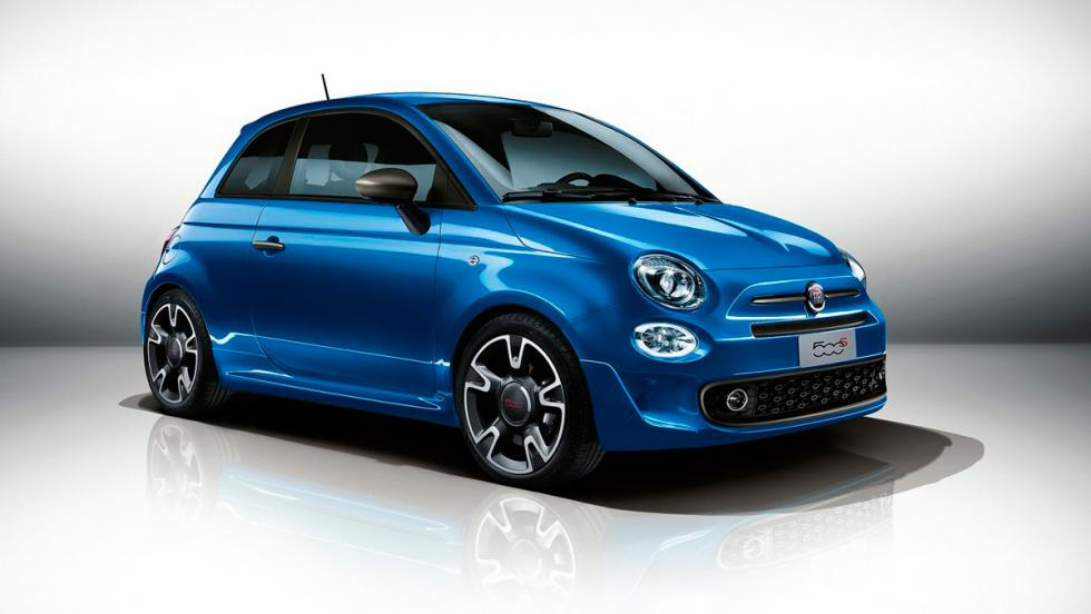 Coches para mujeres: Fiat 500 S (II)
