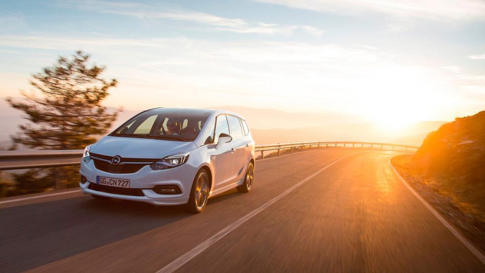 Coches para no regalar a tu padre: Opel Zafira (I)