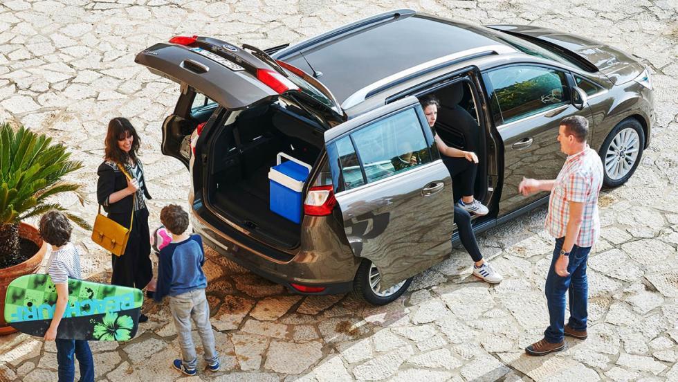 Coches nuevos entre 15.000 y 18.000 euros - Ford Grand C-Max