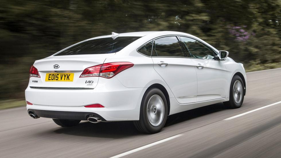 Coches nuevos entre 15.000 y 18.000 euros - Hyundai i40
