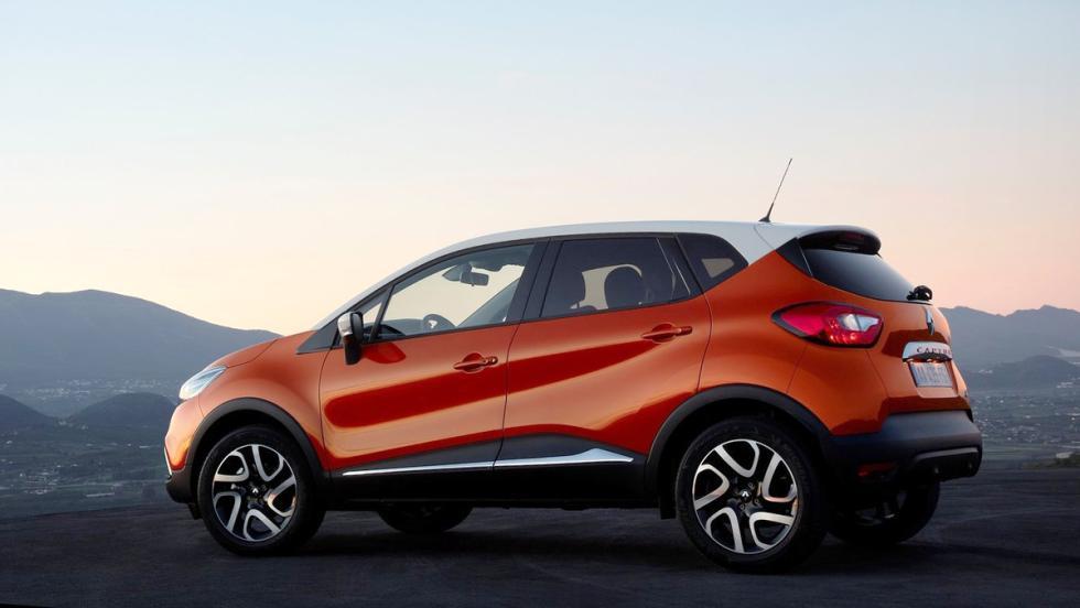 Coches nuevos entre 15.000 y 18.000 euros - Renault Captur