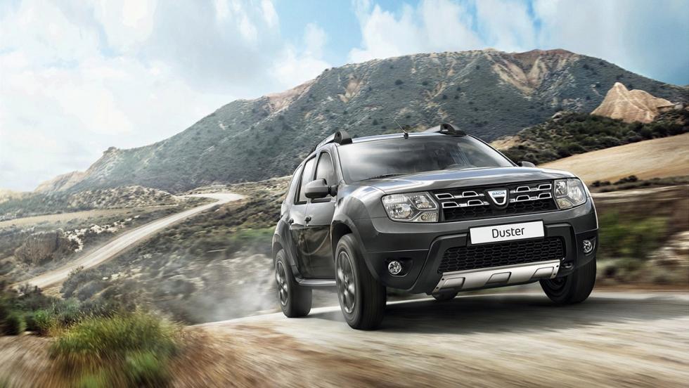 Coches nuevos por menos de 12.000 euros - Dacia Duster