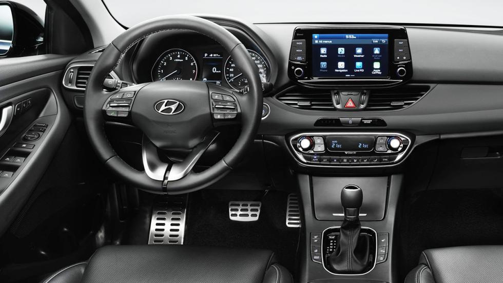 Coches nuevos por menos de 15.000 euros - Hyundai i30 2017
