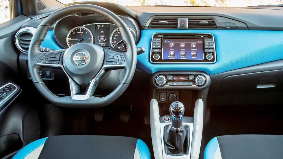 Coches nuevos por menos de 15.000 euros - Nissan Micra 2017