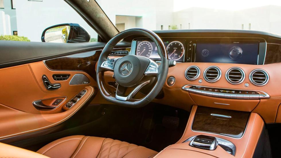 Coches que aparcan solos, Mercedes-Benz Clase S (II)