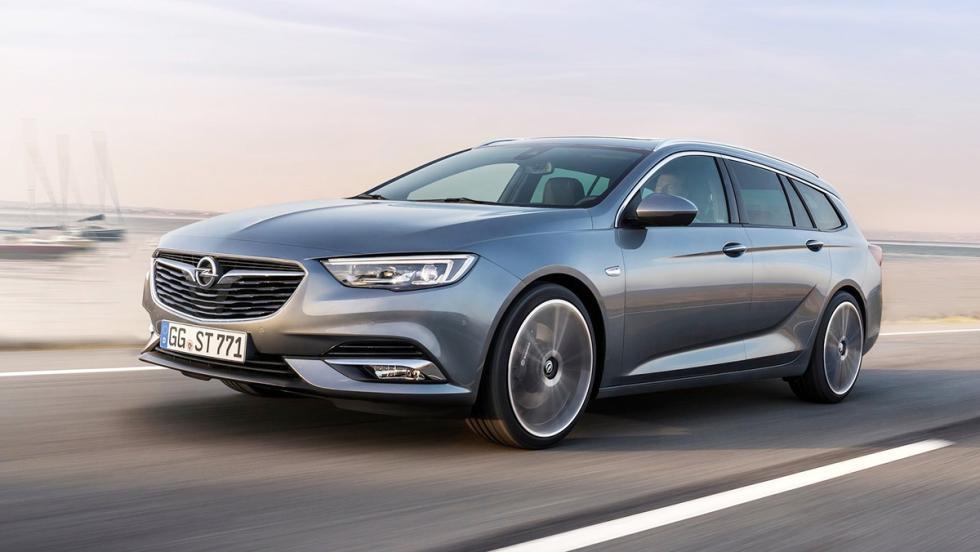 Coches que molan más en versión familiar - Opel Insignia Sports Tourer