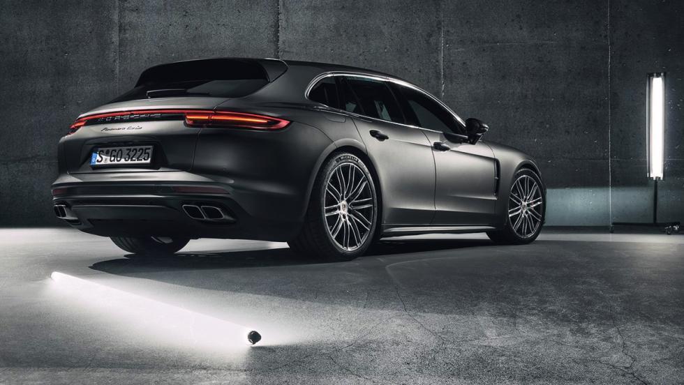 Coches que molan más en versión familiar - Porsche Panamera Sport Turismo