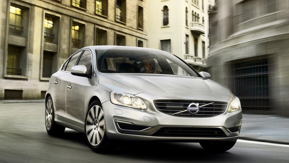 Coches que superan el tope de emisiones: Volvo S60 (I)