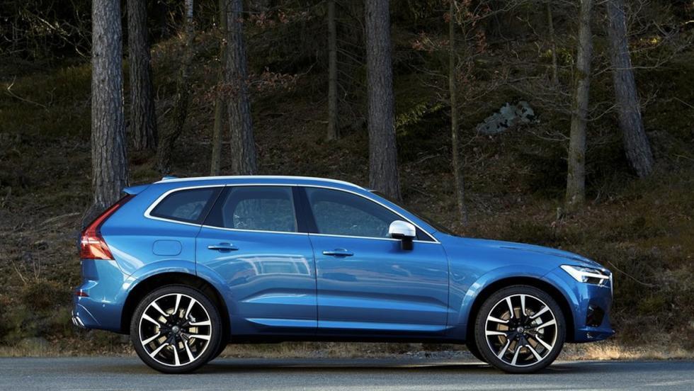 Coches que superan el tope de emisiones: Volvo XC60 (I)