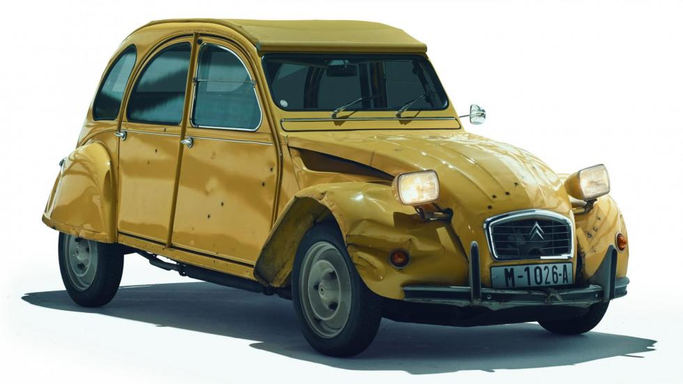 Comprar coche James Bond: Citroën 2CV