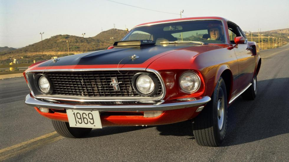 Comprar coche James Bond: Ford Mustang Mach 1