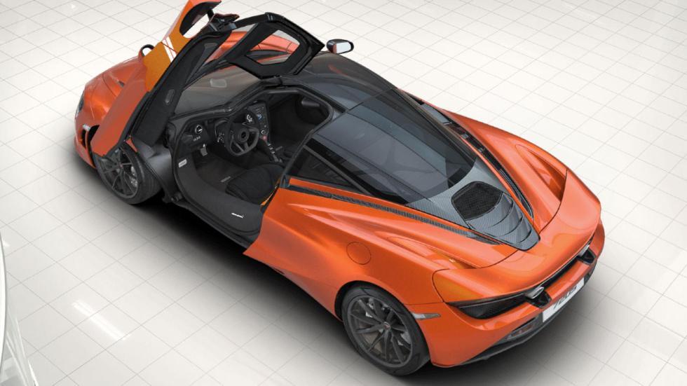 Configurador McLaren 720S