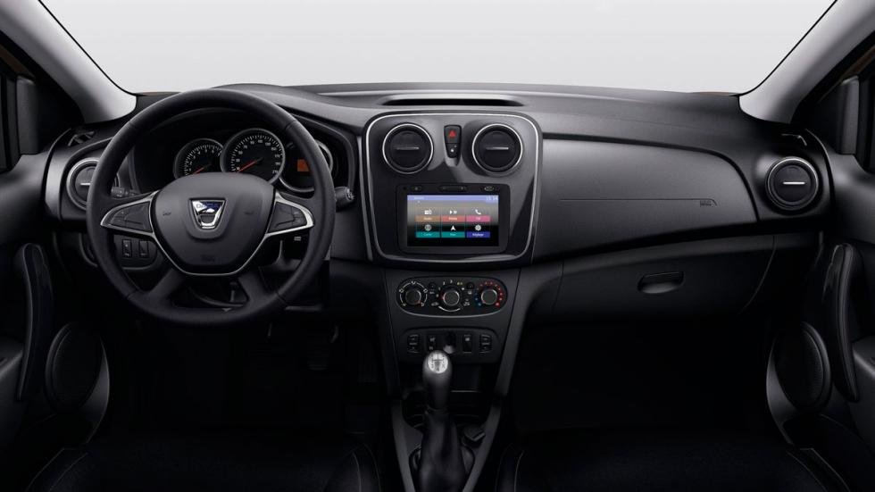 Dacia Logan 2017 coches aburridos