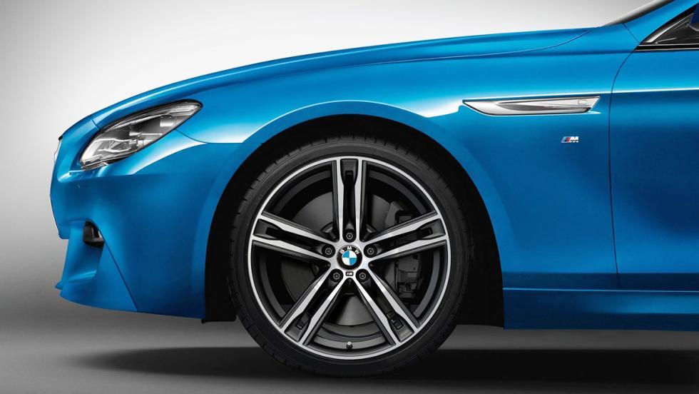 Los deportivos más vendidos en febrero en España - BMW Serie 6 - 12 unidades