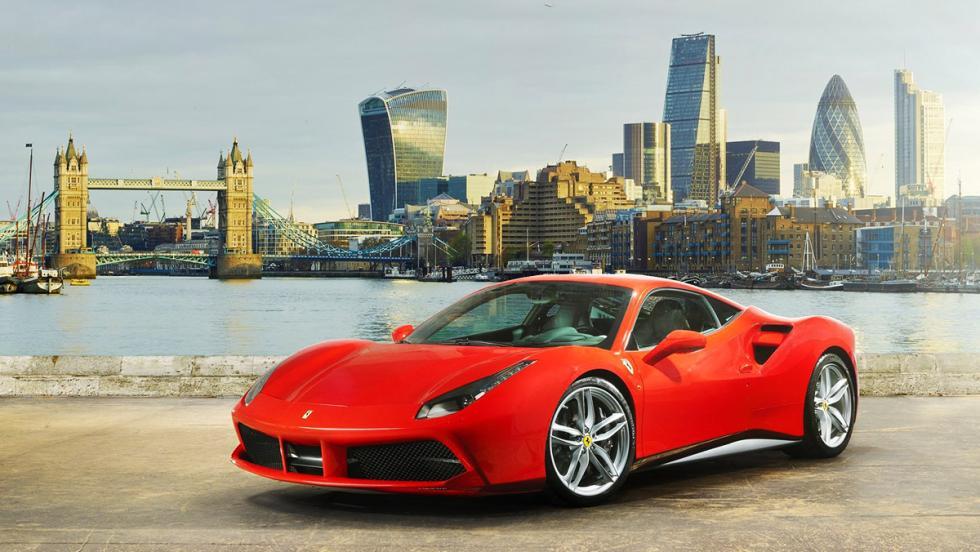 Los deportivos más vendidos en febrero en España - Ferrari 488 - 2 unidades