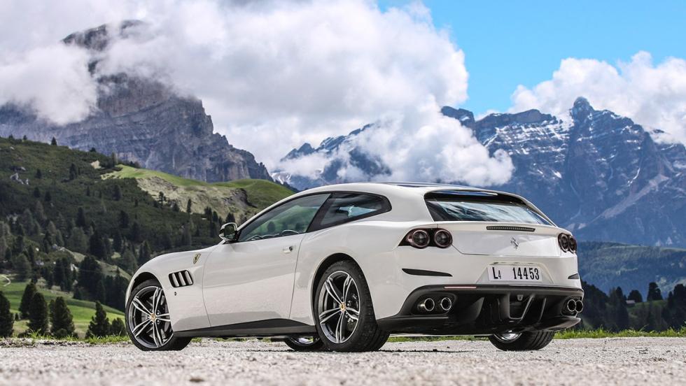 Los deportivos más vendidos en febrero en España - Ferrari GTC4Lusso - 2 unidades