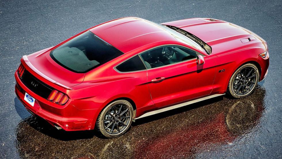 Los deportivos más vendidos en febrero en España - Ford Mustang - 54 unidades