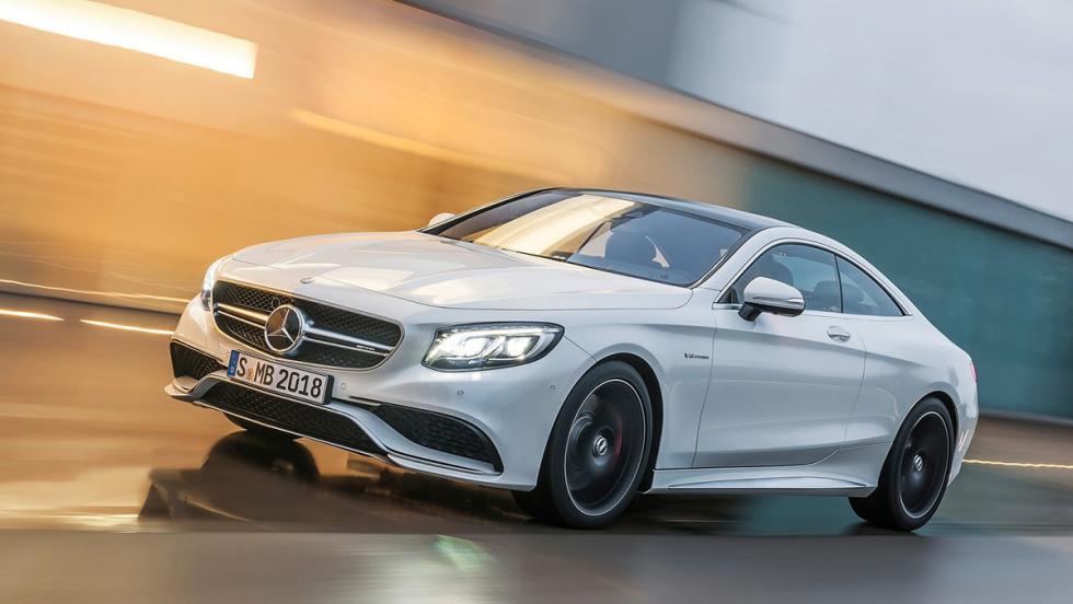 Los deportivos más vendidos en febrero en España - Mercedes-Benz Clase S - 2 unidades