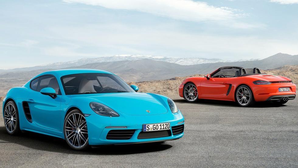 Los deportivos más vendidos en febrero en España - Porsche 718 - 16 unidades