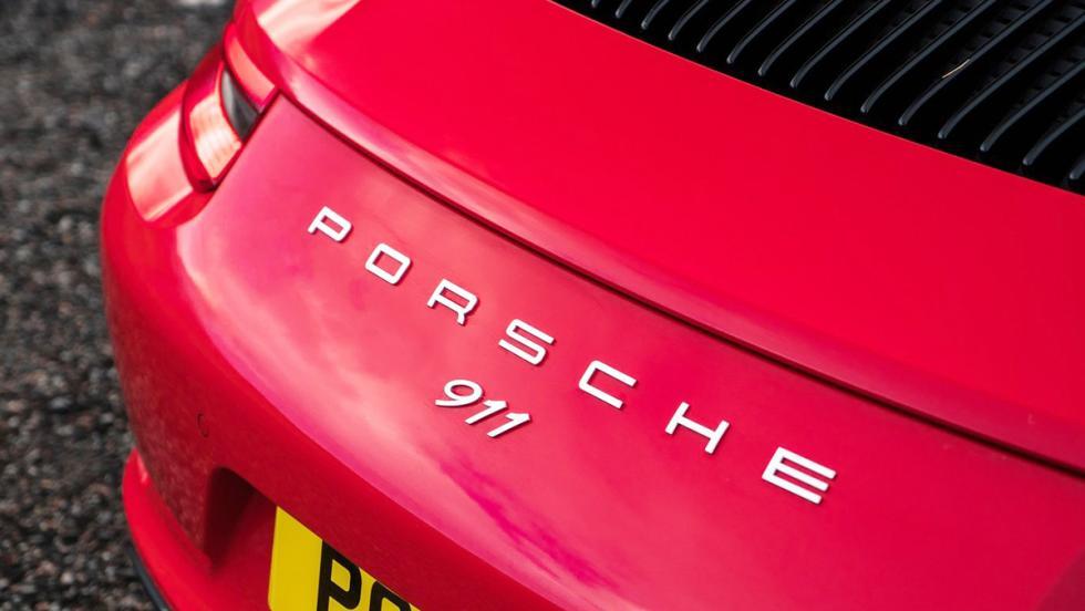 Los deportivos más vendidos en febrero en España - Porsche 911 - 10 unidades