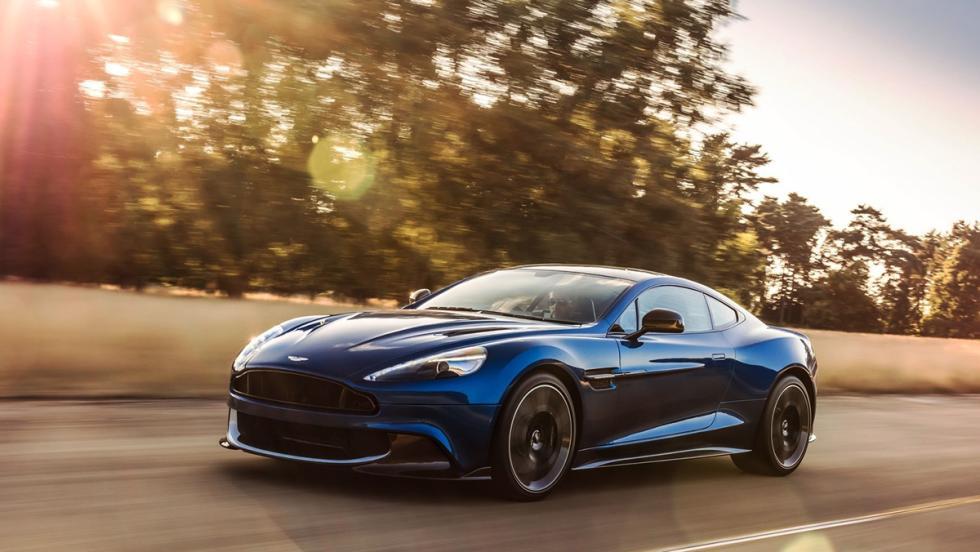 Los detalles más curiosos que esconden los coches - Aston Martin Vanquish S