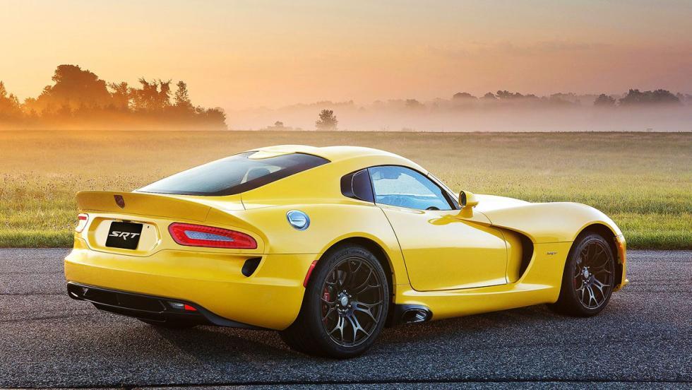Los detalles más curiosos que esconden los coches - Dodge Viper SRT