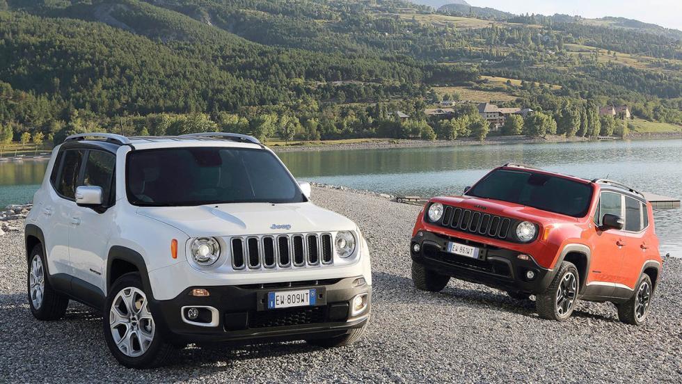 Los detalles más curiosos que esconden los coches - Jeep Renegade