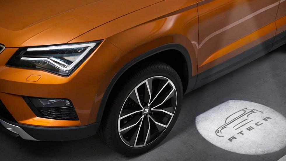 Los detalles más curiosos que esconden los coches - Seat Ateca