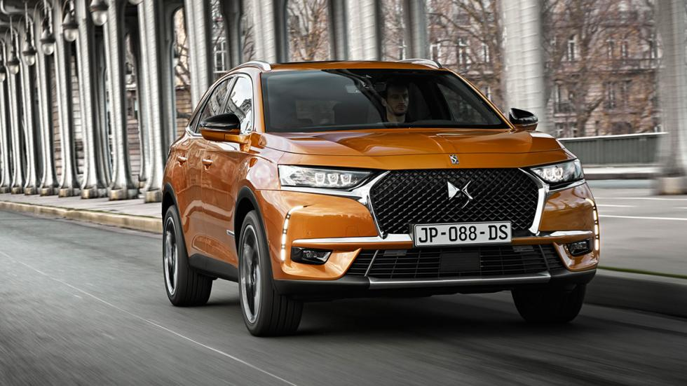 DS7 Crossback dinámica