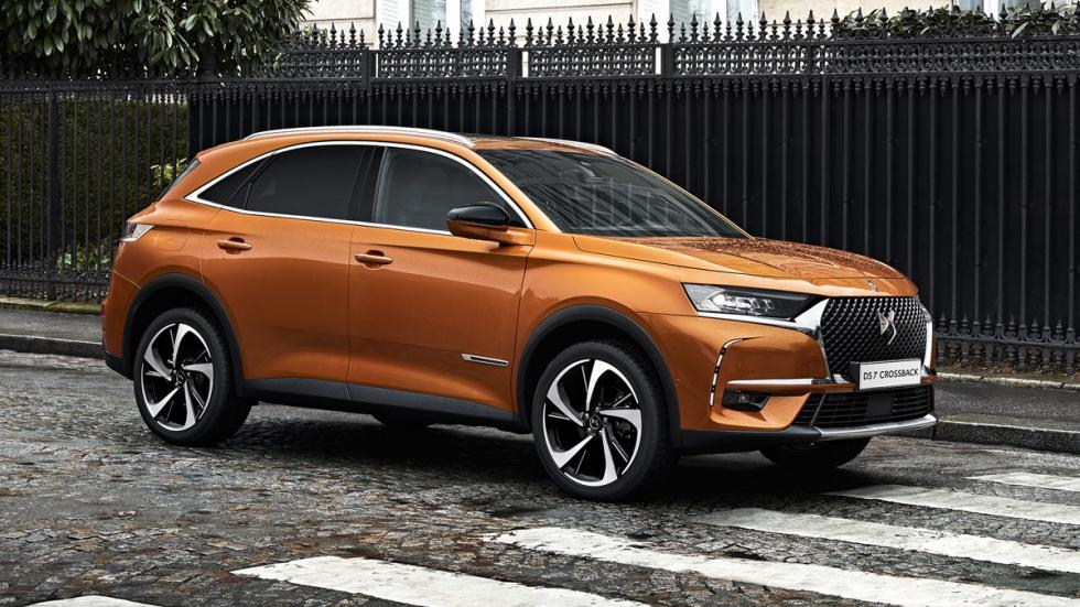 DS7 Crossback frontal