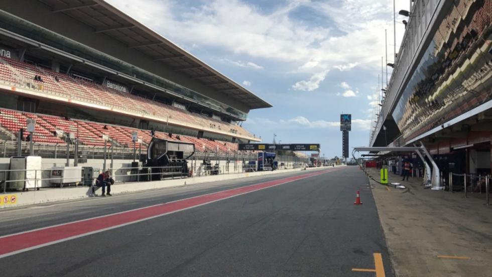Entrenamientos F1 2017