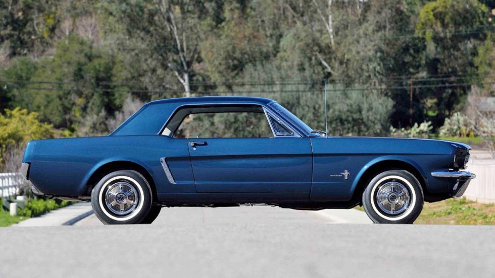 Este Ford Mustang de 1965 se subastará pronto