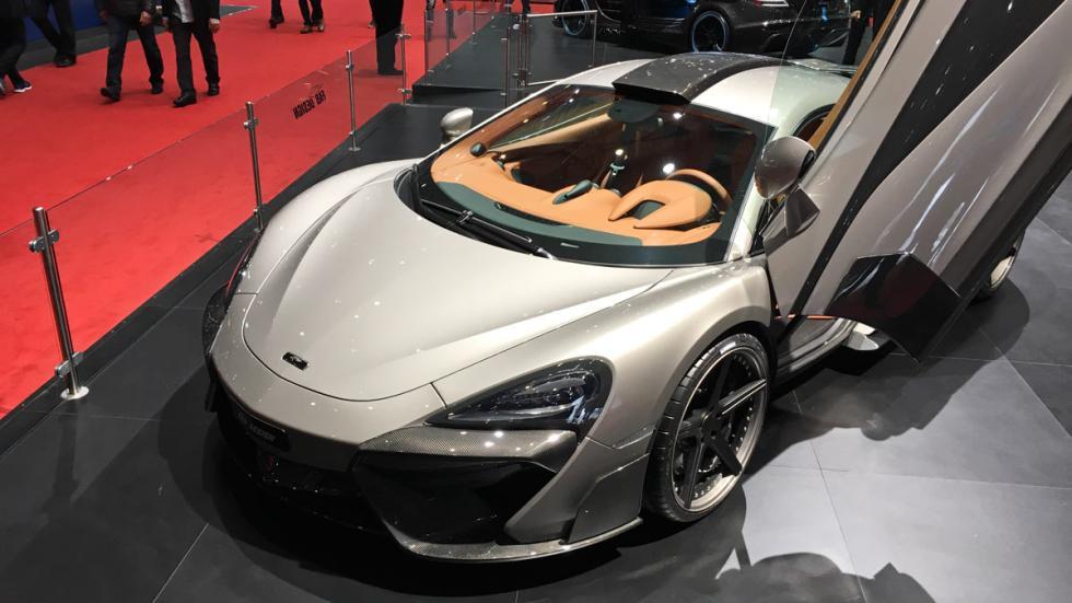 Fab Design McLaren 570 Salón de Ginebra